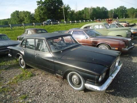 1962 Plymouth Valiant for sale at Marshall Motors Classics in Jackson Michigan MI