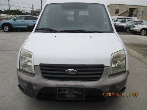 2010 Ford Transit Connect for sale at Atlantic Motors in Chamblee GA