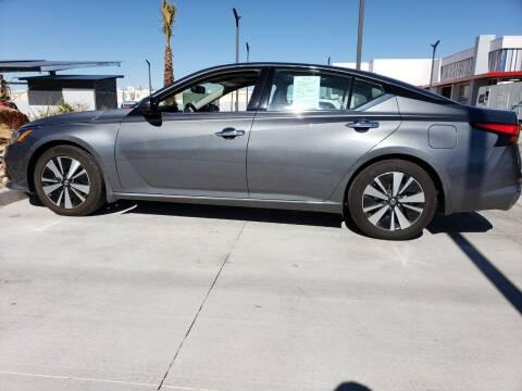 2020 Nissan Altima for sale at ELITE MOTORS in Victorville CA