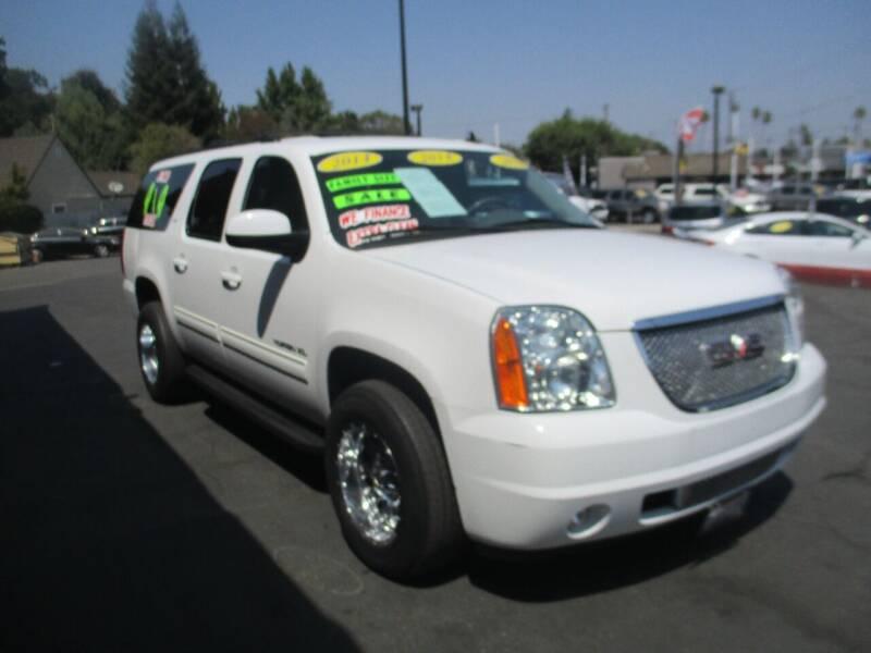 2014 GMC Yukon XL for sale at Quick Auto Sales in Modesto CA