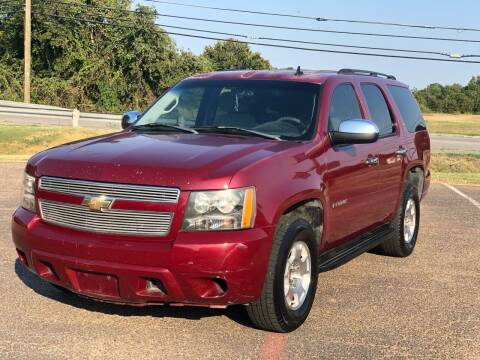 2007 Chevrolet Tahoe for sale at K Town Auto in Killeen TX