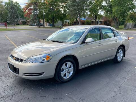 2008 Chevrolet Impala for sale at Dittmar Auto Dealer LLC in Dayton OH