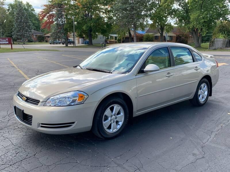 2008 Chevrolet Impala for sale at Dittmar Auto Dealer LLC in Dayton OH