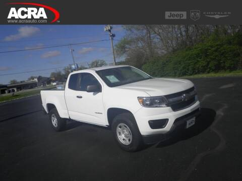 2015 Chevrolet Colorado for sale at BuyRight Auto in Greensburg IN