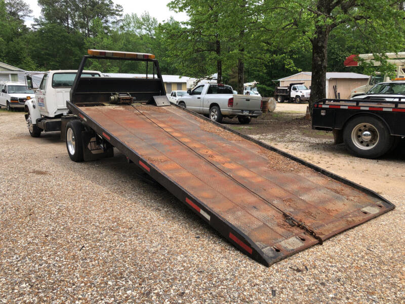 1997 Ford F-series for sale at M & W MOTOR COMPANY in Hope AR