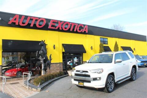 2015 Toyota 4Runner for sale at Auto Exotica in Red Bank NJ