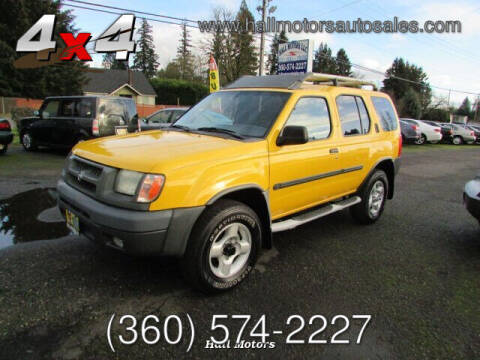 2001 Nissan Xterra for sale at Hall Motors LLC in Vancouver WA