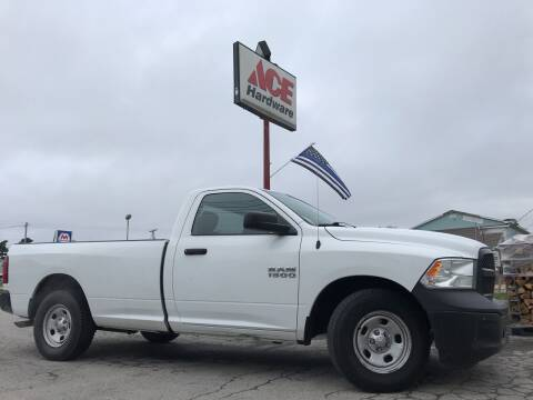 2014 RAM Ram Pickup 1500 for sale at ACE HARDWARE OF ELLSWORTH dba ACE EQUIPMENT in Canfield OH
