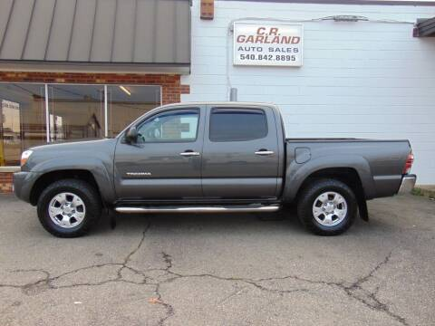 2010 Toyota Tacoma for sale at CR Garland Auto Sales in Fredericksburg VA