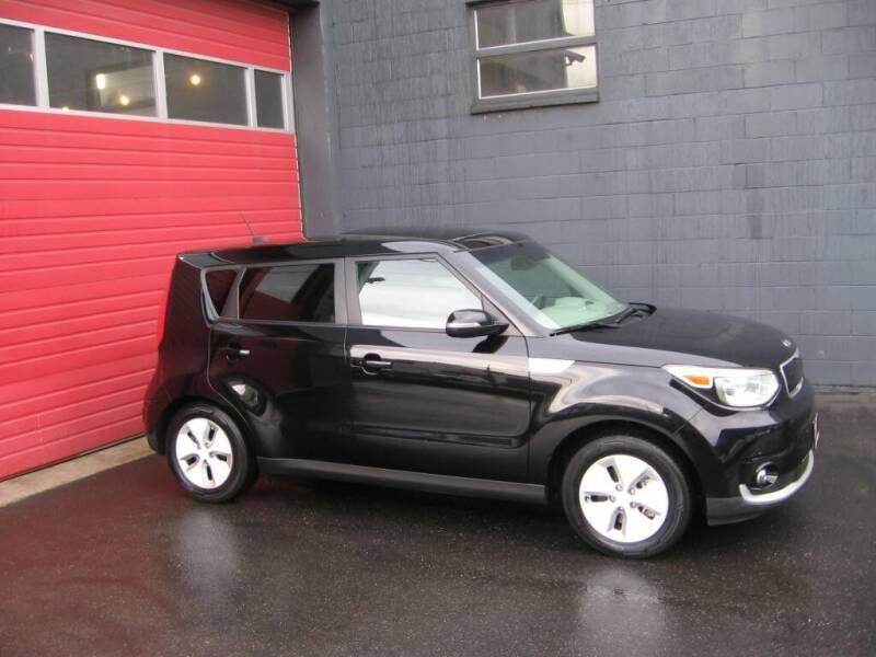 2016 Kia Soul EV for sale at Paramount Motors NW in Seattle WA