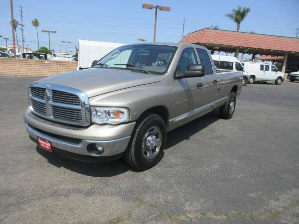 2004 Dodge Ram Pickup 2500 for sale at Norco Truck Center in Norco CA