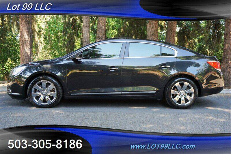 2013 Buick LaCrosse for sale at LOT 99 LLC in Milwaukie OR