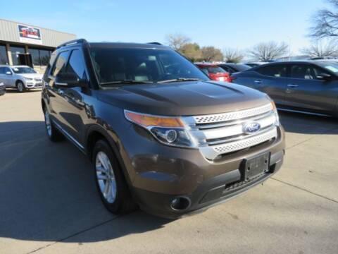 2015 Ford Explorer for sale at KIAN MOTORS INC in Plano TX