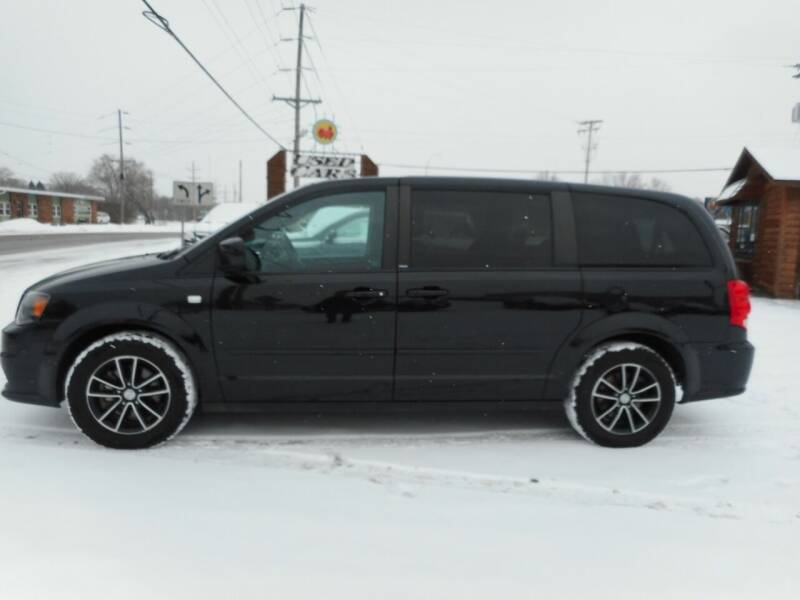 2014 Dodge Grand Caravan for sale at O K Used Cars in Sauk Rapids MN