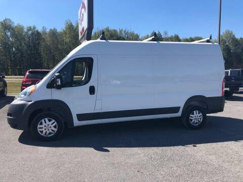 2015 RAM ProMaster Cargo for sale at DFW AUTO FINANCING LLC in Dallas TX