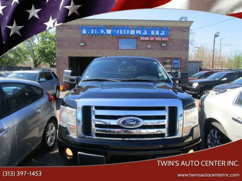 2009 Ford F-150 for sale at Twin's Auto Center Inc. in Detroit MI