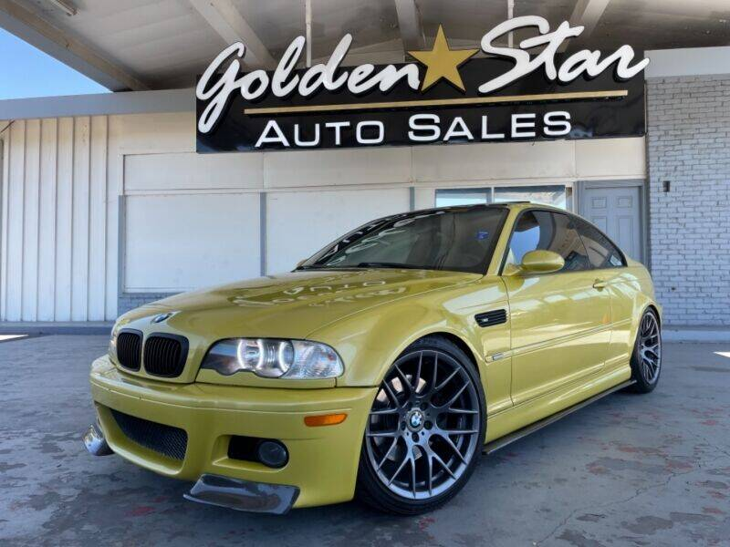 2001 BMW M3 for sale at Golden Star Auto Sales in Sacramento CA