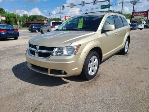 2010 Dodge Journey for sale at Johnny's Motor Cars in Toledo OH