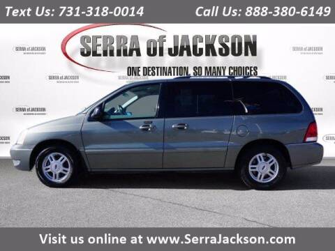 2005 Ford Freestar for sale at Serra Of Jackson in Jackson TN