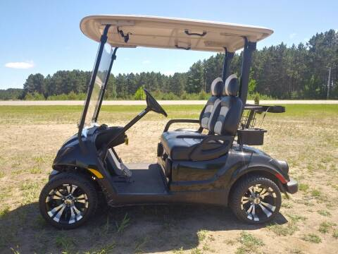 2010 Yamaha Electric Golf Cart for sale at Elk Creek Motors LLC in Park Rapids MN