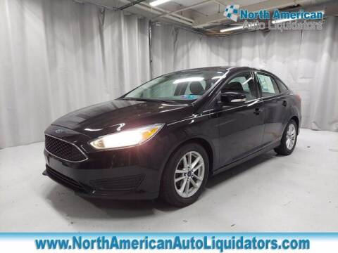 2016 Ford Focus for sale at North American Auto Liquidators in Essington PA