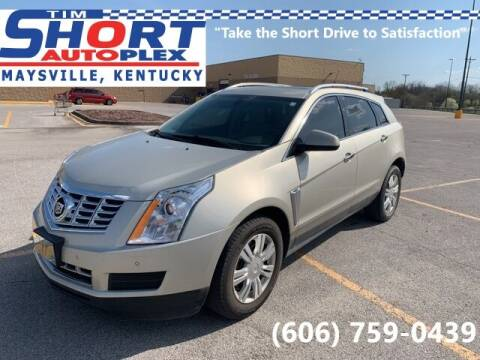 2013 Cadillac SRX for sale at Tim Short Chrysler in Morehead KY