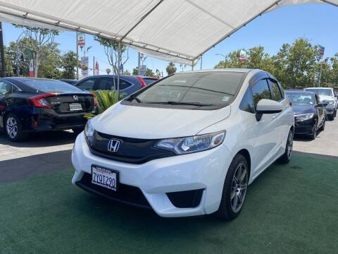 2017 Honda Fit for sale at San Jose Auto Outlet in San Jose CA