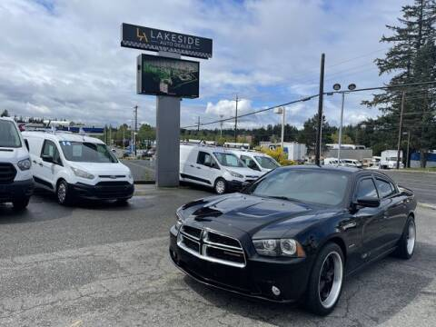 2014 Dodge Charger for sale at Lakeside Auto in Lynnwood WA