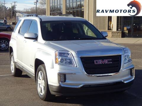 2016 GMC Terrain for sale at RAVMOTORS 2 in Crystal MN