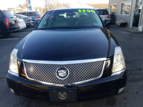 2007 Cadillac DTS for sale at Roy's Auto Sales in Harrisburg PA