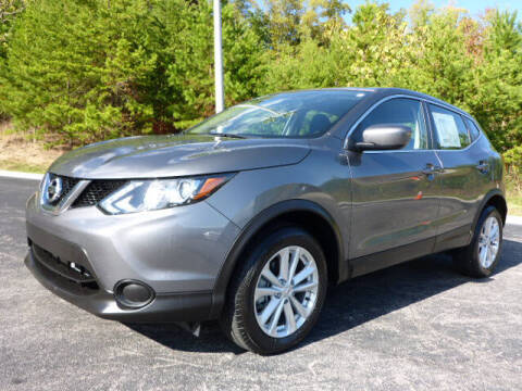 2017 Nissan Rogue Sport for sale at RUSTY WALLACE KIA OF KNOXVILLE in Knoxville TN