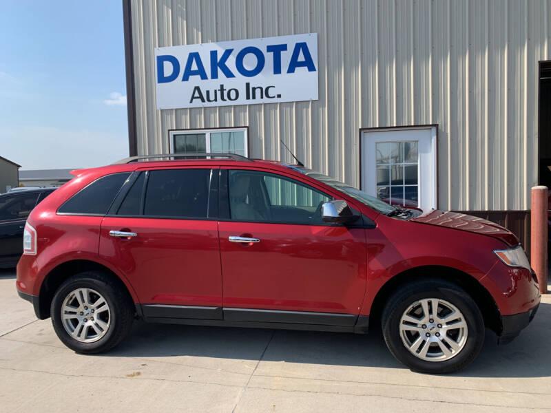 2007 Ford Edge for sale at Dakota Auto Inc. in Dakota City NE