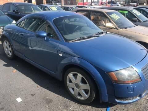 2000 Audi TT for sale at American Dream Motors in Everett WA