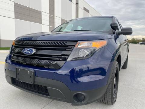 2015 Ford Explorer for sale at Quality Auto Sales And Service Inc in Westchester IL