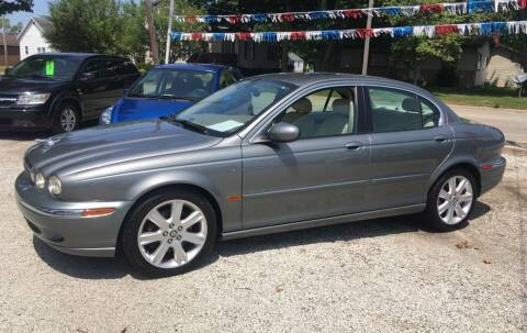 2003 Jaguar X-Type for sale at Antique Motors in Plymouth IN