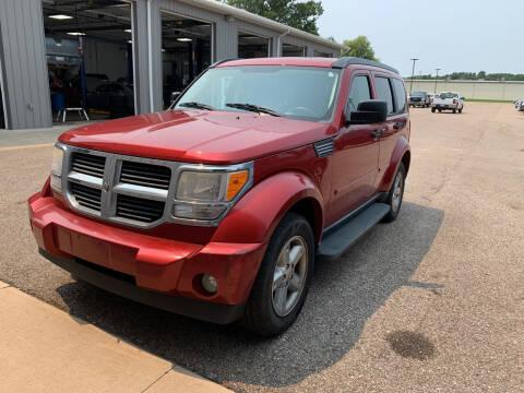 2007 Dodge Nitro for sale at Blake Hollenbeck Auto Sales in Greenville MI