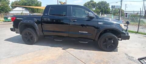 2010 Toyota Tundra for sale at AUTOTEX FINANCIAL in San Antonio TX