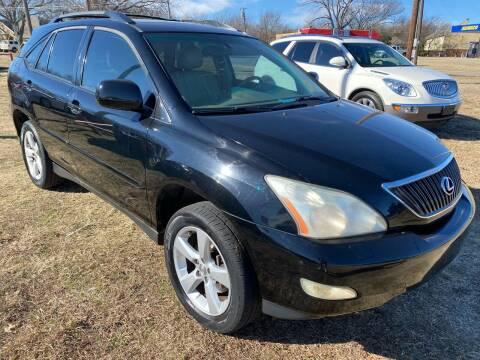 2005 Lexus RX 330 for sale at Texas Select Autos LLC in Mckinney TX