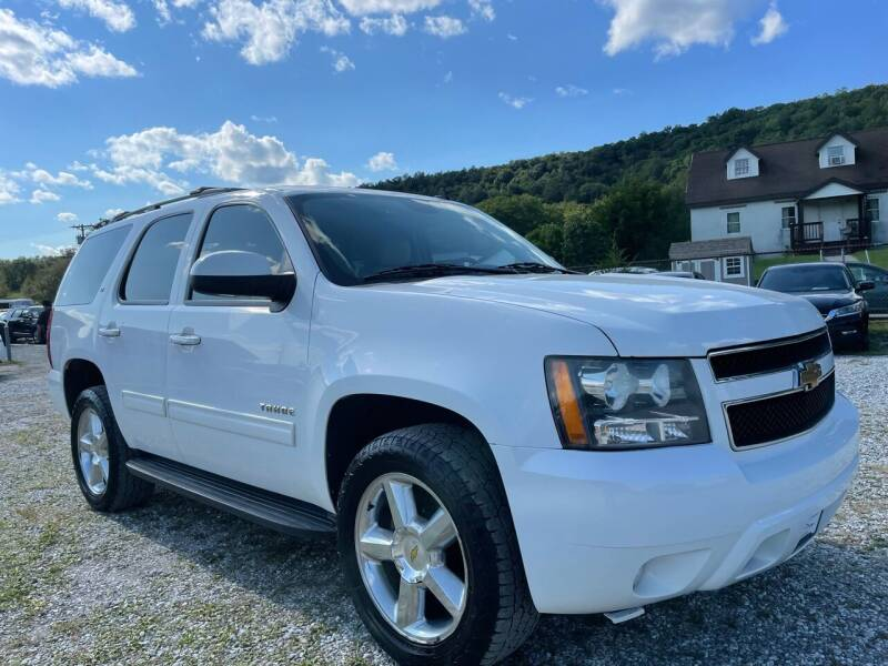 2011 Chevrolet Tahoe for sale at Ron Motor Inc. in Wantage NJ