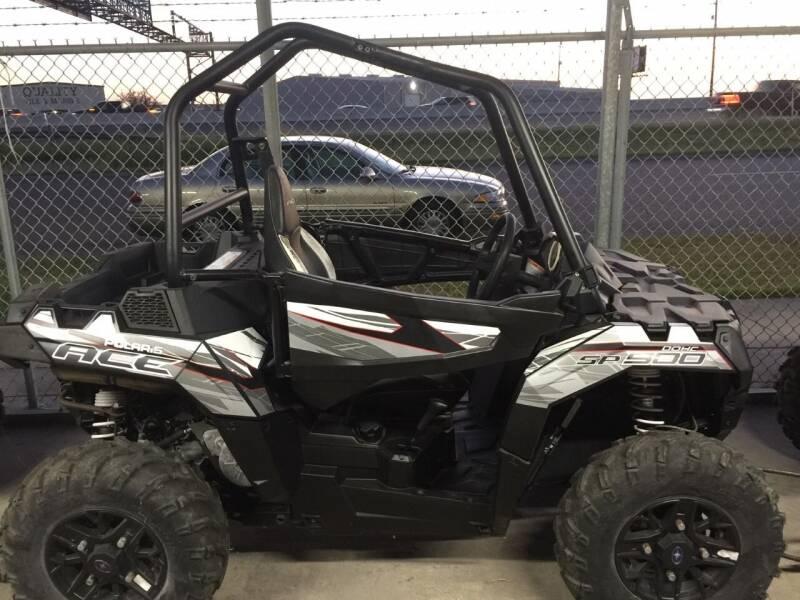 2016 Polaris ACE 900 EFI for sale at Irv Thomas Honda Suzuki Polaris in Corpus Christi TX