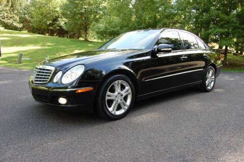 2007 Mercedes-Benz E-Class for sale at New Hope Auto Sales in New Hope PA