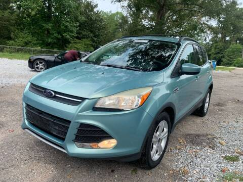 2013 Ford Escape for sale at Triple A Wholesale llc in Eight Mile AL