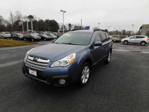 2014 Subaru Outback for sale at Paniagua Auto Mall in Dalton GA