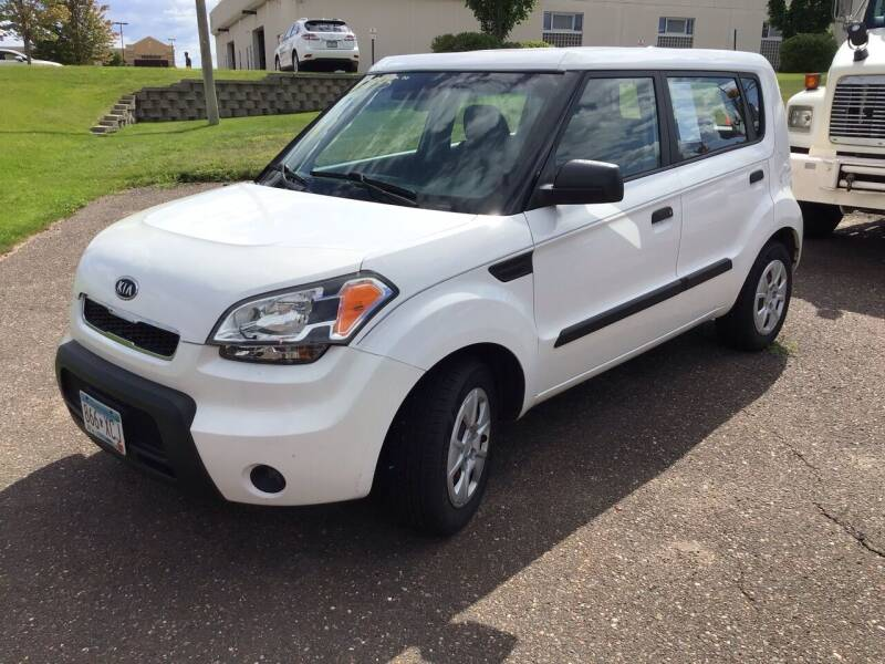 2010 Kia Soul for sale at Sparkle Auto Sales in Maplewood MN