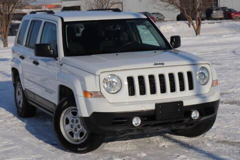 2016 Jeep Patriot for sale at Big O Auto LLC in Omaha NE