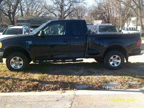 1999 Ford F-150 for sale at D & D Auto Sales in Topeka KS