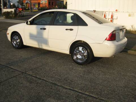 2005 Ford Focus for sale at UNIVERSITY MOTORSPORTS in Seattle WA