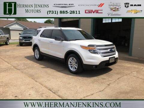 2013 Ford Explorer for sale at Herman Jenkins Used Cars in Union City TN