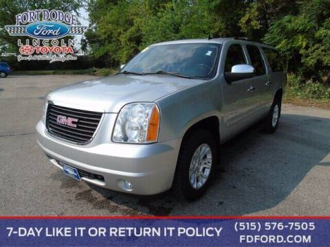 2013 GMC Yukon XL for sale at Fort Dodge Ford Lincoln Toyota in Fort Dodge IA