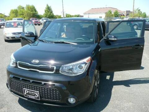2016 Kia Soul for sale at Prospect Auto Sales in Osseo MN